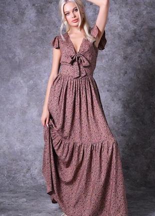 Легкок летнее платье,  новое