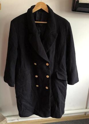 Классическое пальто размер 3xl