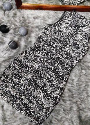 Платье футляр h&m