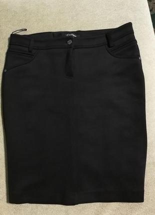Стильная, классическая юбка club donna, 42евро=46-48 наш