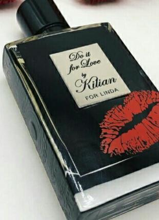 Do it for love kilian 5 ml eau de parfum💋💋💋