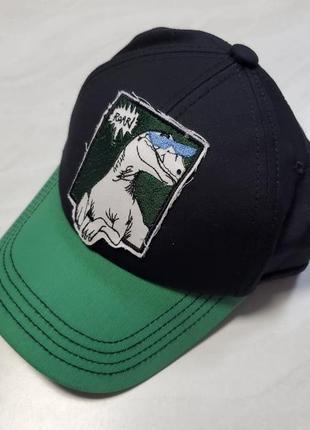 Стильная кепка dembo house р.48-52