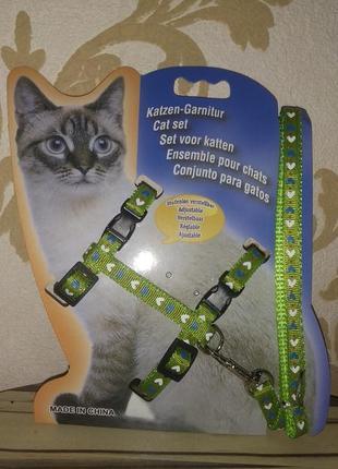 Поводок для котов