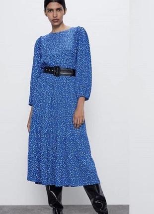 Zara шикарна сукня!