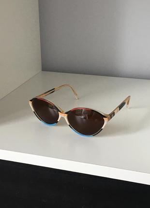 Женские очки balenciaga, оригинал, винтажная оправа из 90-х