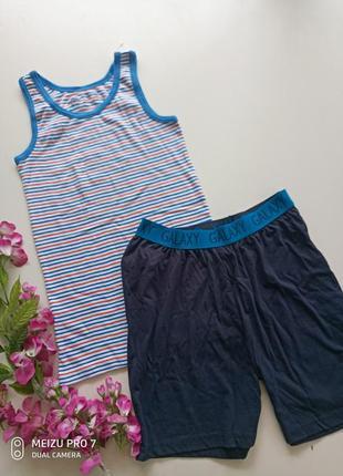 Комплект пижама для мальчика от немецкого бренда pepperts 158/164