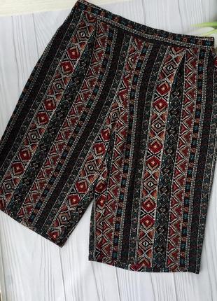 Классные длинные шорты,бриджи,кюлоты primark