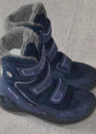 Ботинки lowa 30 paзм