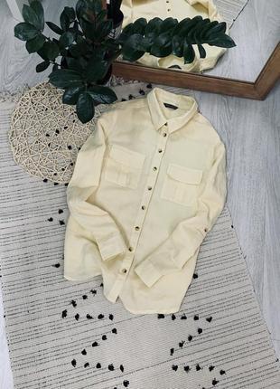 Котонова рубашка від select🌿