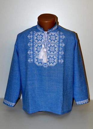 Вишиванка, вышиванка, вишита сорочка, сорочка з вишивкою для хлопчика 8 років