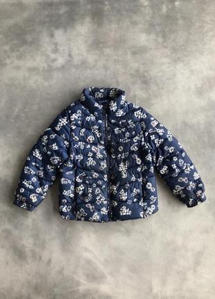 Детская курточка zara