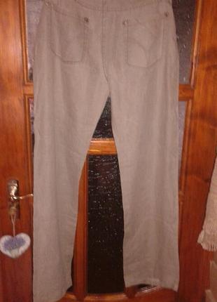 Private denim льняные джинсы.