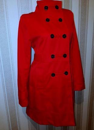 Распродажа! женский демисезонный плащ пальто бельгийского бренда lola & liza