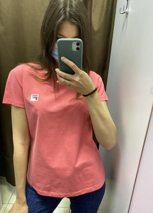 Жіноча футболка fila
