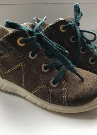 Деми ботинки ecco размер 25