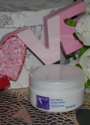 Увлажняющий крем для ног с экстрактом лаванды avon foot works cream