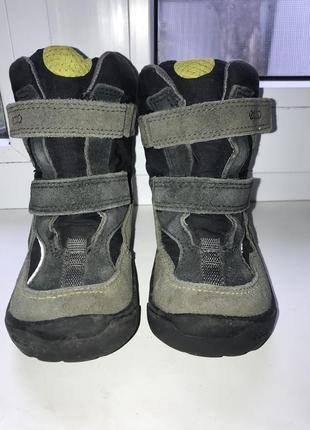 Ботинки зимние ессо,экко,екко с gortex