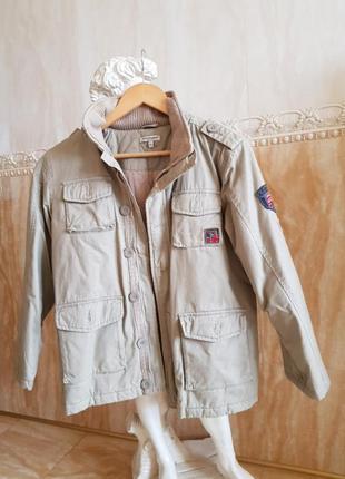 Куртка димисезонная petit patapon