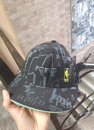 Оригинальная кепка котелок adidas nba