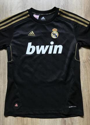 Подростковая форма футболка adidas fc real madrid ronaldo