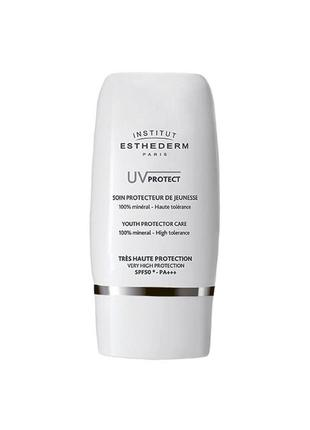 Institut esthederm uv protect spf 50 защитный флюид