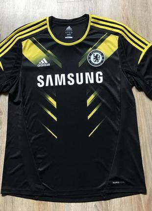 Коллекционная футбольная джерси adidas chelsea fc away jersey