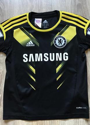 Детская футболка футбольная adidas fc chelsea