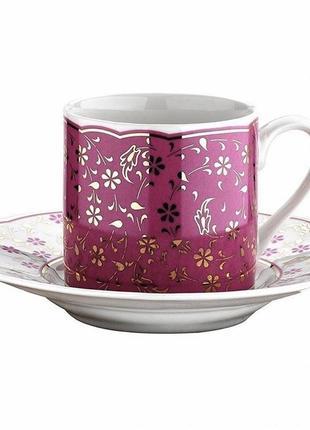 """Кофейный сервиз «pink dream"""""""