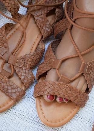 Летние туфли босоножки сандали гладиаторы new look р.40 р.39 25,5 см