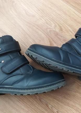 Осенне- весенние ботинки