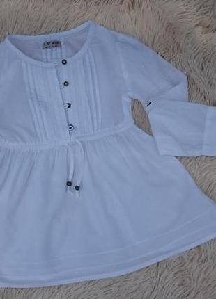 Блузка туніка
