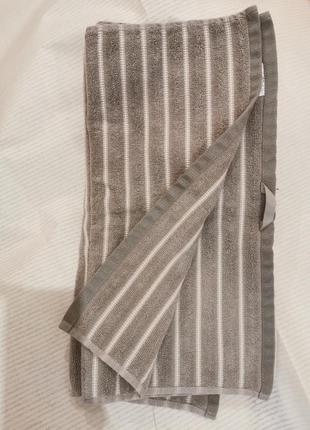 2 шт махровое полотенце от tchibo 47*93