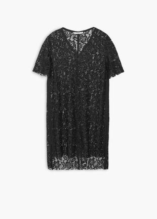 Фирменная блуза-туника от mango