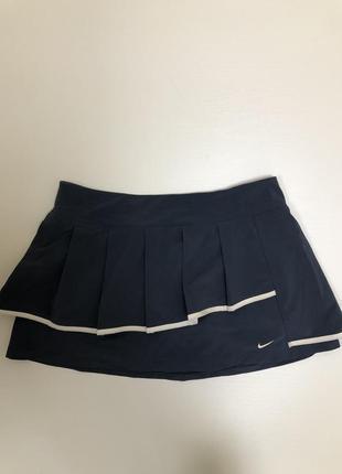 Шорты-юбка спортивные