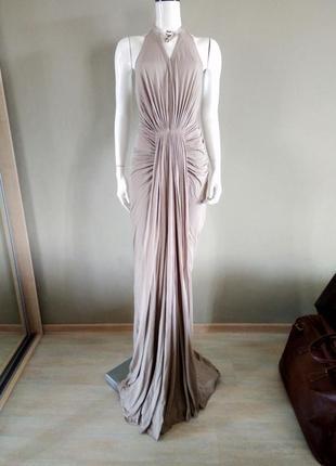 Rick owens шикарное платье макси оригинал margiela demeulemeester yamamoto acne