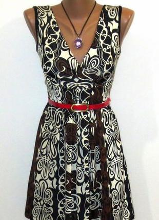 Платье сарафан от rosaline размер: 44-s