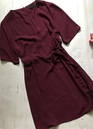 Платье на запах new look(l)
