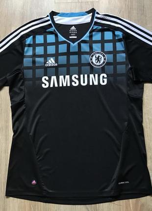 Коллекционная футбольная джерси adidas l chelsea fc away jersey 2011