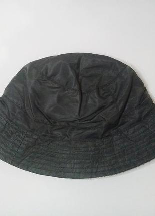 Двусторонняя панамка шапка