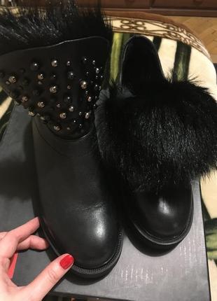 Ботинки preppy juliette1 фото
