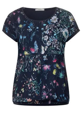 Качественная блуза из хлопка cecil, размер l