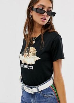 Fiorucci оригинальная итальянская футболка