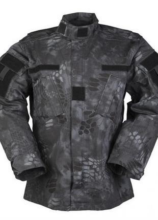 Куртка, китель тактическая kryptek (xxl-regular)