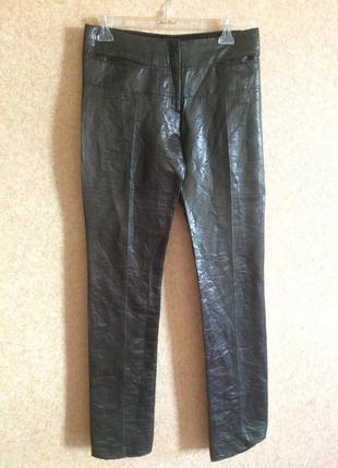 Стильные брюки с шёлком  calvin klein collection