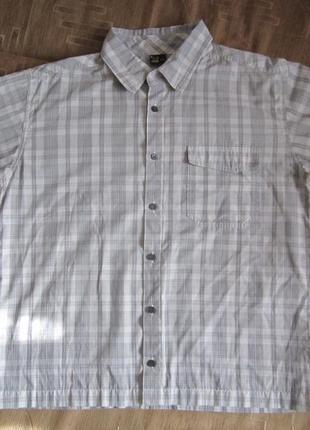 Рубашка мужская сорочка треккинговая salewa оригинал - l.