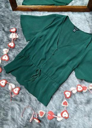 Блуза кофточка с пуговичками new look
