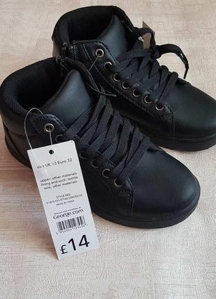 Деми ботинки  из англии