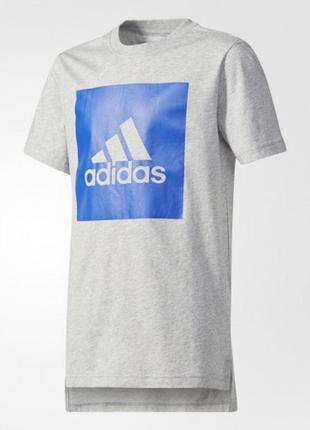 Футболка детская оригинальный adidas, за 299 грн, на спорт сайтах за 595грн!!!2 фото