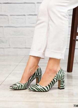 Элитные кожаные туфли