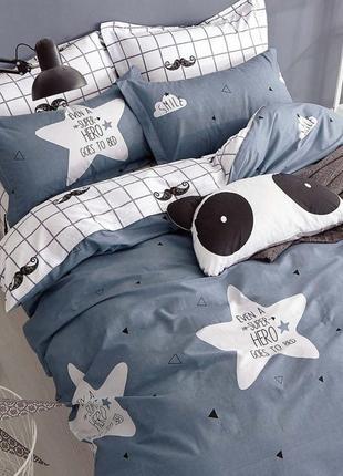 Подростковое постельное белье viluta 444 сатин